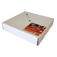 Hook & Loop Tape COMBO (Hook & Loop) Box White 25mm x 25m