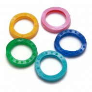 KEY ID RING ASSORTED COLOURS