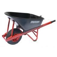 The Contractor - Steel tray, Steel handles, Pneumatic Wheel