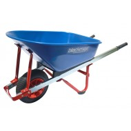 The Handyman - Steel tray, Steel handles, Pneumatic Wheel