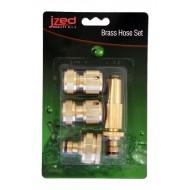 Brass Tap Set